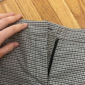 Gingham pants from Nordstrom !